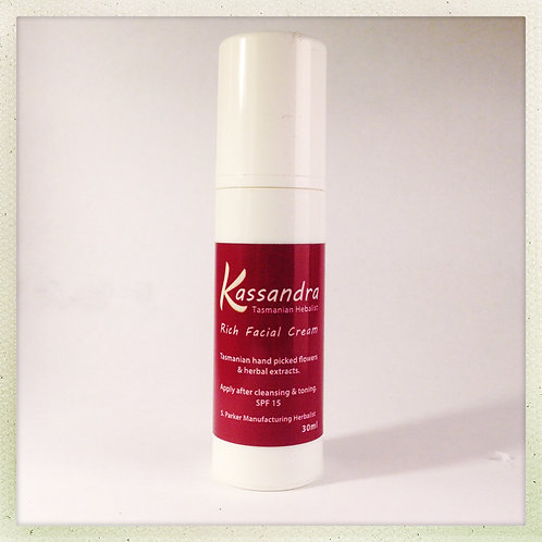 Kassandra Rich Face Cream 60gm