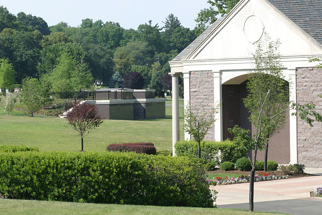 Vincentsen Blasi Architects, Vincentsen Blasi Architecture, Architects, Westfield, NJ, Cemetery