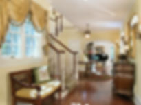 Shingle Style Foyer Westfield New Jersey Residential Commercial Architect, Vincentsen Blasi