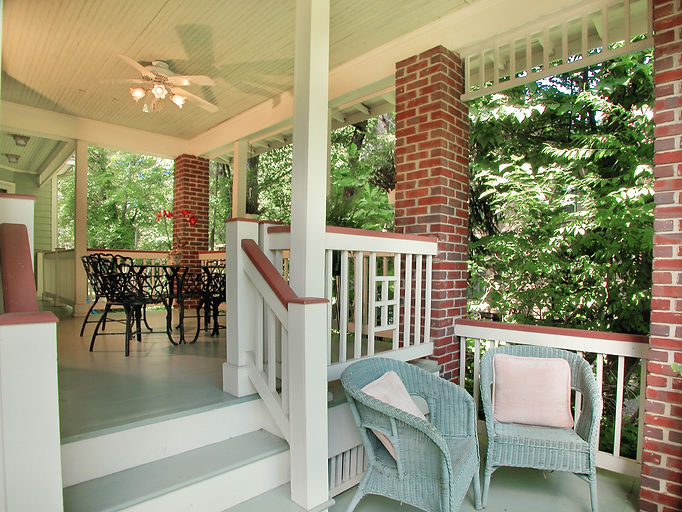 Eclectic, Craftsman, Addition, Alteration, Historic Preservation, Front Porch, Westfield, New Jersey, Architect