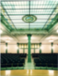 Education, School, Auditorium, Stained Glass, Alteration, Addition, Westfield, New Jersey, Architect