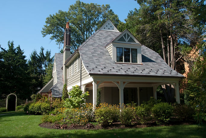 Eclectic Tudor Westfield New Jersey Residential and Commercial Architect