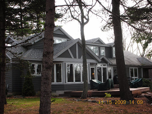 Expanded Cottages, Addition, Alteration, Vacation Home, Rear Porch, Westfield, New Jersey, Architect