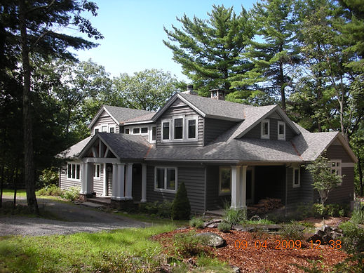 Expanded Cottages, Addition, Alteration, Vacation Home, Westfield, New Jersey, Architect