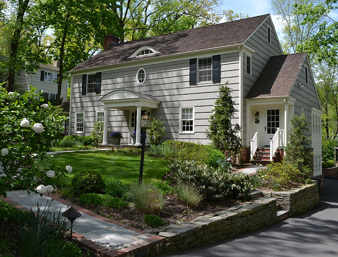 Colonial Addition Westfield New Jersey Residential Commercial Architect