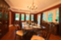 Craftsman Dining Room Renovation Westfield New Jersey Residential Commercial Architect