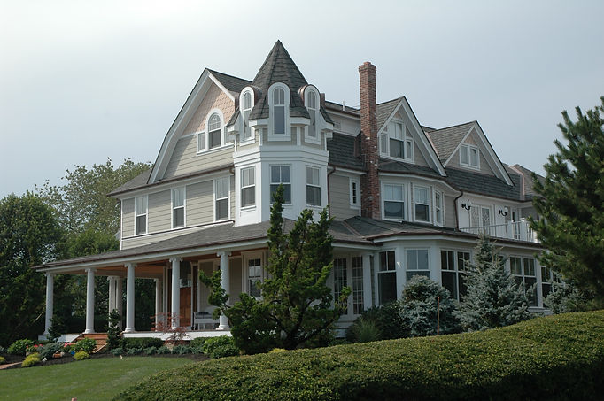 Victorian, Addition, Alteration, Vacation Home, Front Porch, Turret, Westfield, New Jersey, Architect