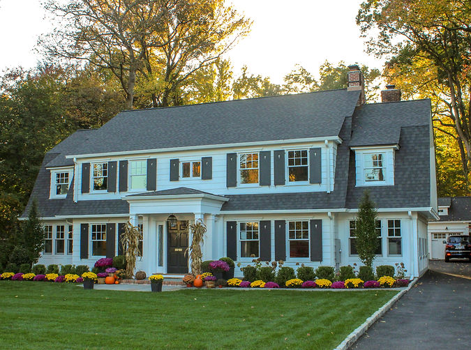 Shingle Style, Westfield, New Jersey, Residential, Commercial, Architect, Vincentsen Blasi
