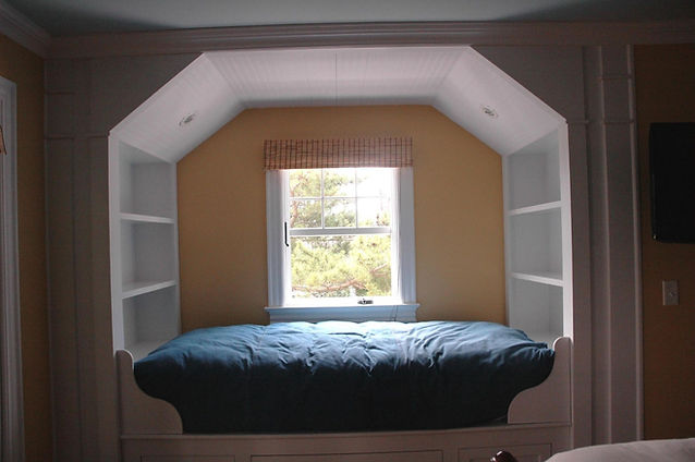 Contemporary, Addition, Alteration, Vacation Home, Window Nook, Westfield, New Jersey, Architect