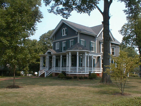 Victorian, Addition, Alteration, Historic Preservation, Front Porch, Wrap Around Porch, Westfield, New Jersey, Architect