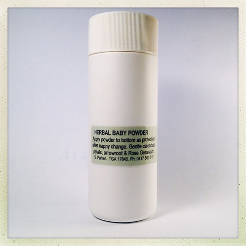 Herbal Baby Powder  80gm