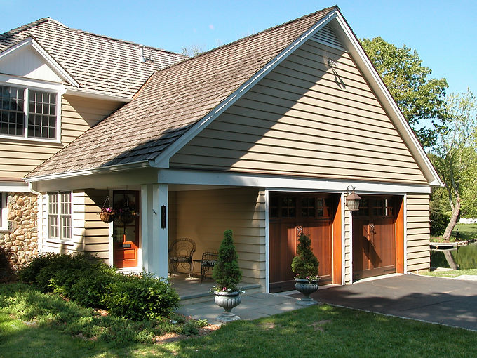 Shingle Style Westfield New Jersey Residential Commercial Architect