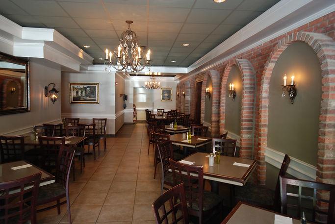 Restaurant, Alteration, Addition, Brick Arches, Westfield, New Jersey, Architect