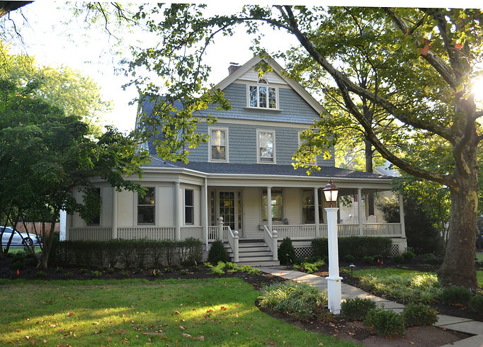 Colonial, Addition, Westfield, New Jersey, Residential, Commercial, Architect, Vincentsen Blasi