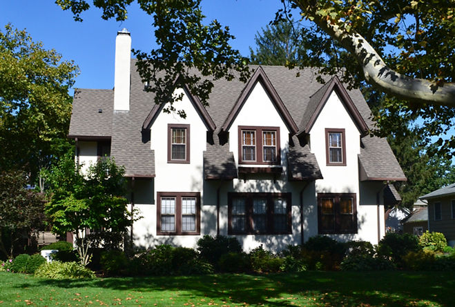 Tudor, Addition, Westfield, New Jersey, Architect, Vincentsen Blasi,