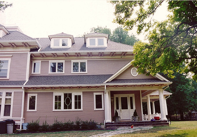 Victorian, Addition, Alterations, Westfield, New Jersey, Residential, Commercial, Architect