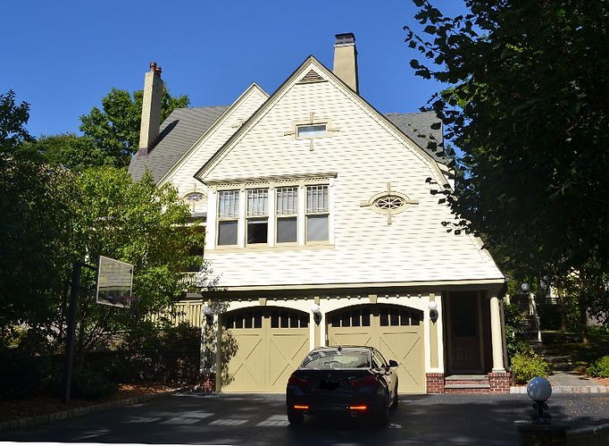 Shingle Style, Addition, Alteration, Historic Preservation, Westfield, New Jersey, Architect