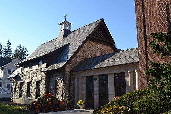 Vincentsen Blasi Architects, Vincentsen Blasi Architecture, Architects, Westfield, NJ, Religious