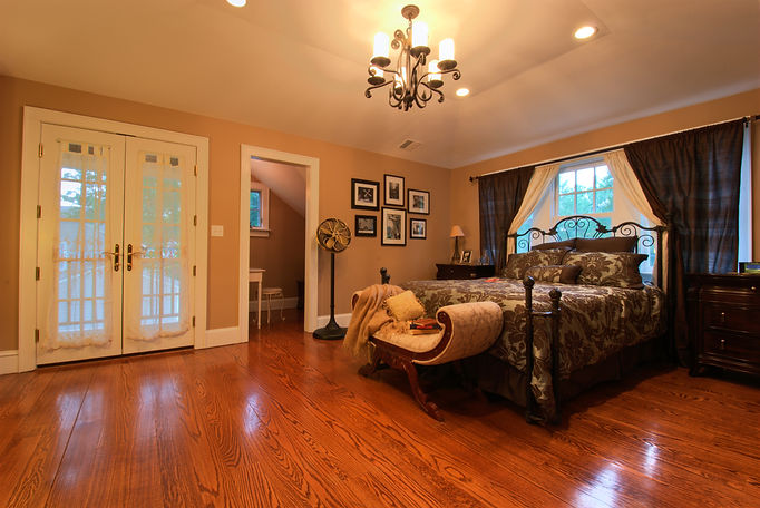 Craftsman Renovation Master Bedroom Westfield New Jersey Residential Commercial Architect