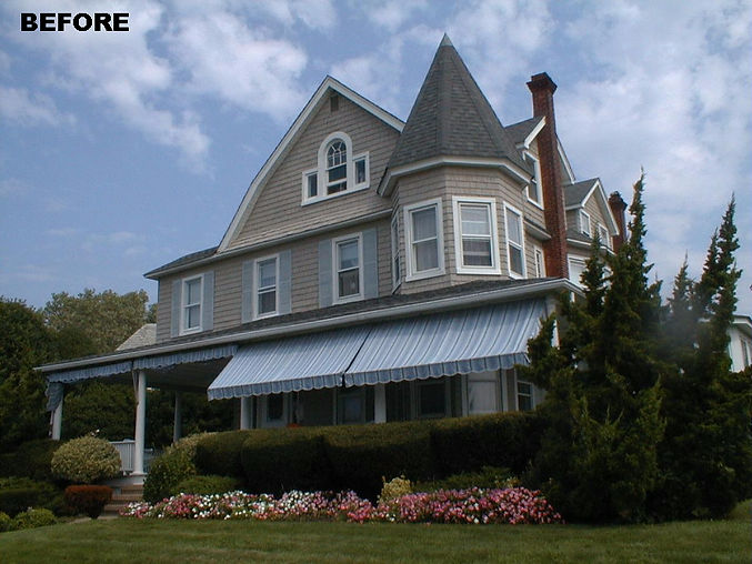 Victorian, Addition, Alteration, Vacation Home, Westfield, New Jersey, Architect
