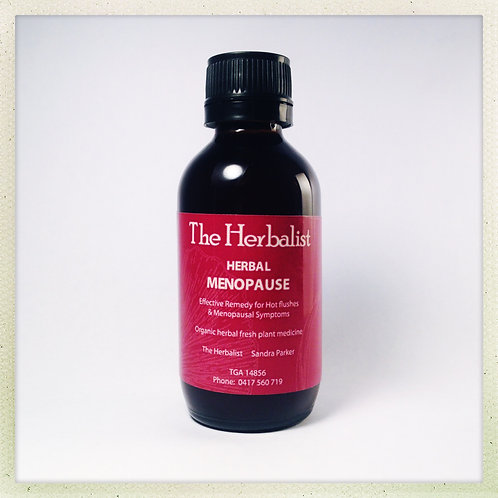 Herbal Menopause Drops  100ml