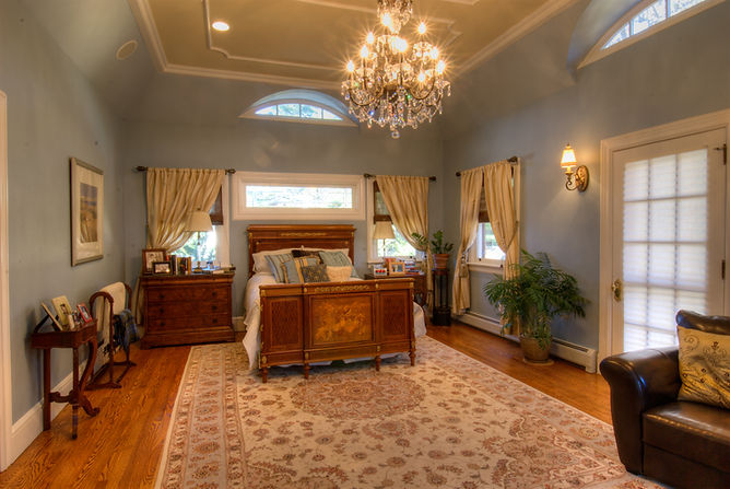 Colonial, Colonial Revival, Addition, Alteration, Historic Preservation, Master Bedroom, Westfield, New Jersey, Architect