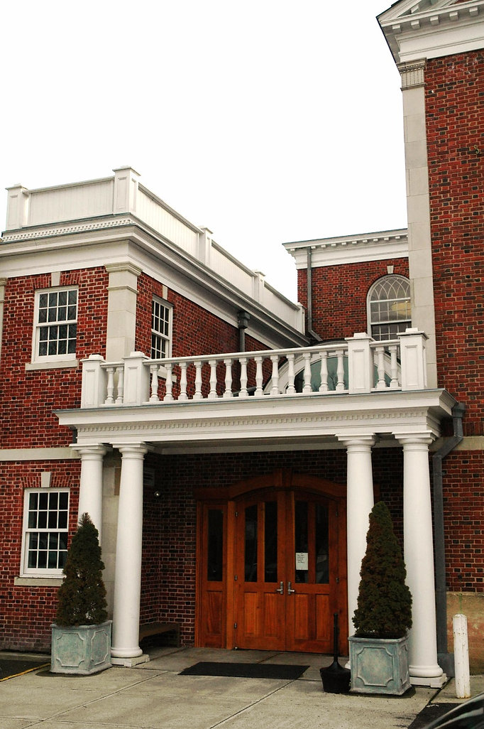 Religious, Church, Administrative Offices, Historic, Alteration, Addition, Westfield, New Jersey, Architect