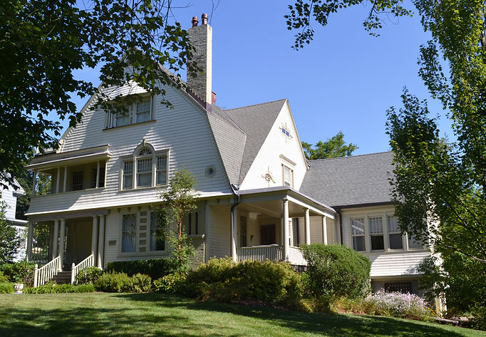 Shingle Style, Addition, Alteration, Historic Preservation, Front Porch, Westfield, New Jersey, Architect
