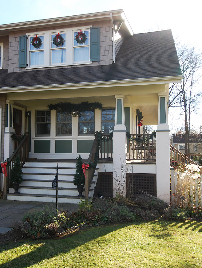 Craftsman Westfield New Jersey Residential Commercial Architect