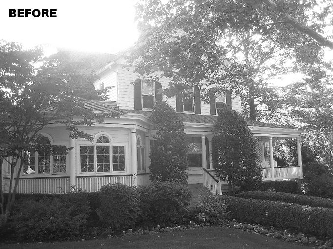 Colonial Addition Westfield New Jersey Residential Commercial Architect, Vincentsen Blasi