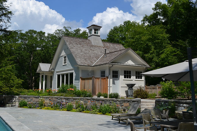 Pool House Westfield New Jersey Residential Commercial Architect, Vincentsen Blasi