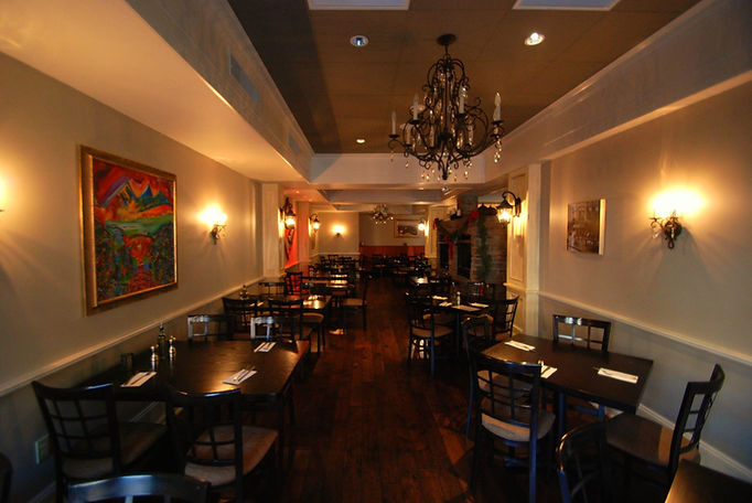 Restaurant, Alteration, Addition, Table Seating, Westfield, New Jersey, Architect