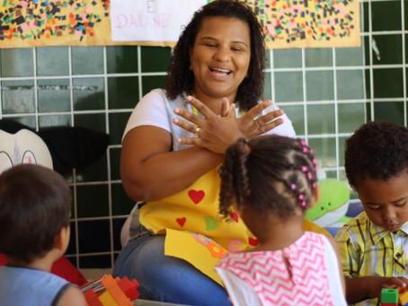 Noen spørsmål til Amanda, ny styrer i barnehagen