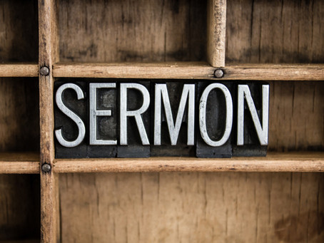 5 Reasons You Should Plan Sermons In Advance
