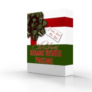 Christmas Sermon Series Packaging