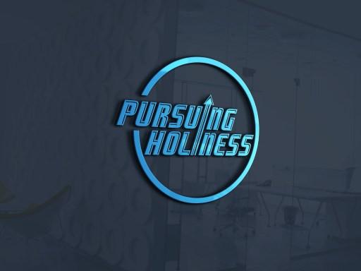 www.40daysofholiness.com Pursuing Holiness Logo for Pursuing Holiness: A 40-Day Discipleship in Holiness experience