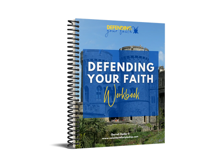 NewStart Discipleship Announces a new Video Course: Defending Your Faith