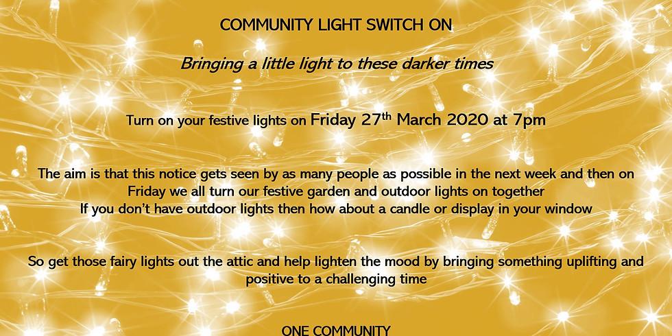Community Light Switch-on