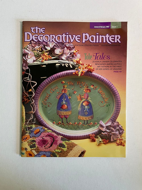 Decorative Painter 1/2002