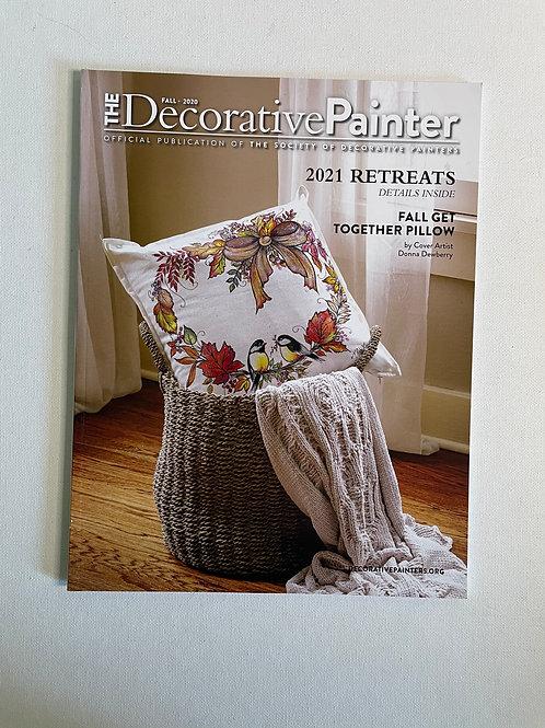 Decorative Painter Fall 2020