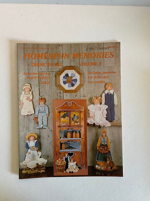 Homespun Memories, Diane Zufall