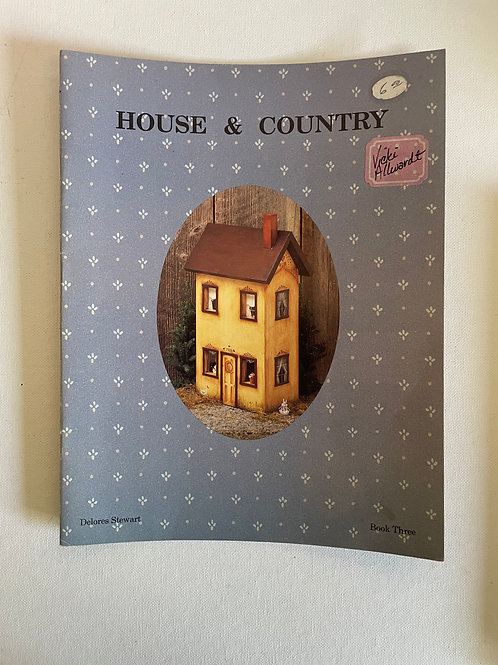 House and Country #3, Delores Stewart