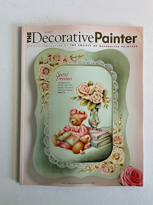 Decorative Painter Fall 2009