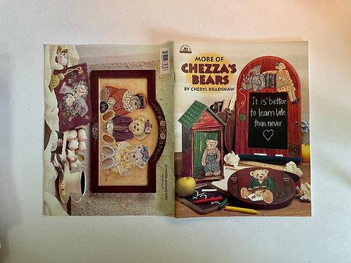 More of Chezza's Bears, Cheryl Bradshaw