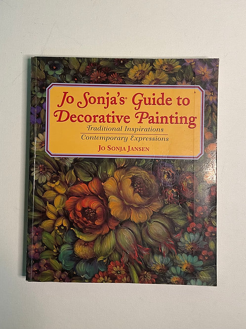 JoSonja's Guide to Decorative Painting
