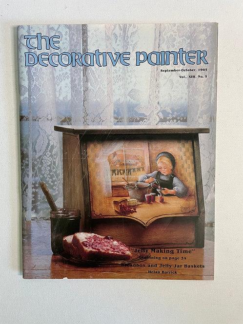 Decorative Painter Oct. 1985