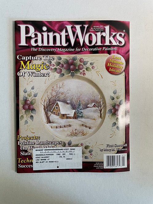 PaintWorks 1/2001