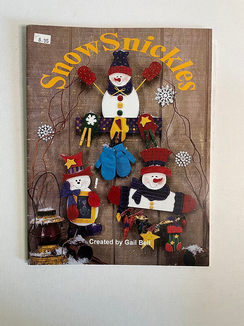 Snow Snickles by Gail Bell
