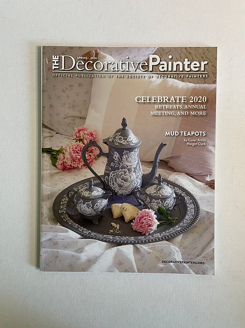Decorative Painter Spring 2020