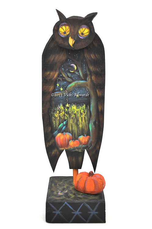 Harvest Owl ePacket
